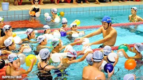 北島康介さん、水泳教室は米国流プラス日本らしさ