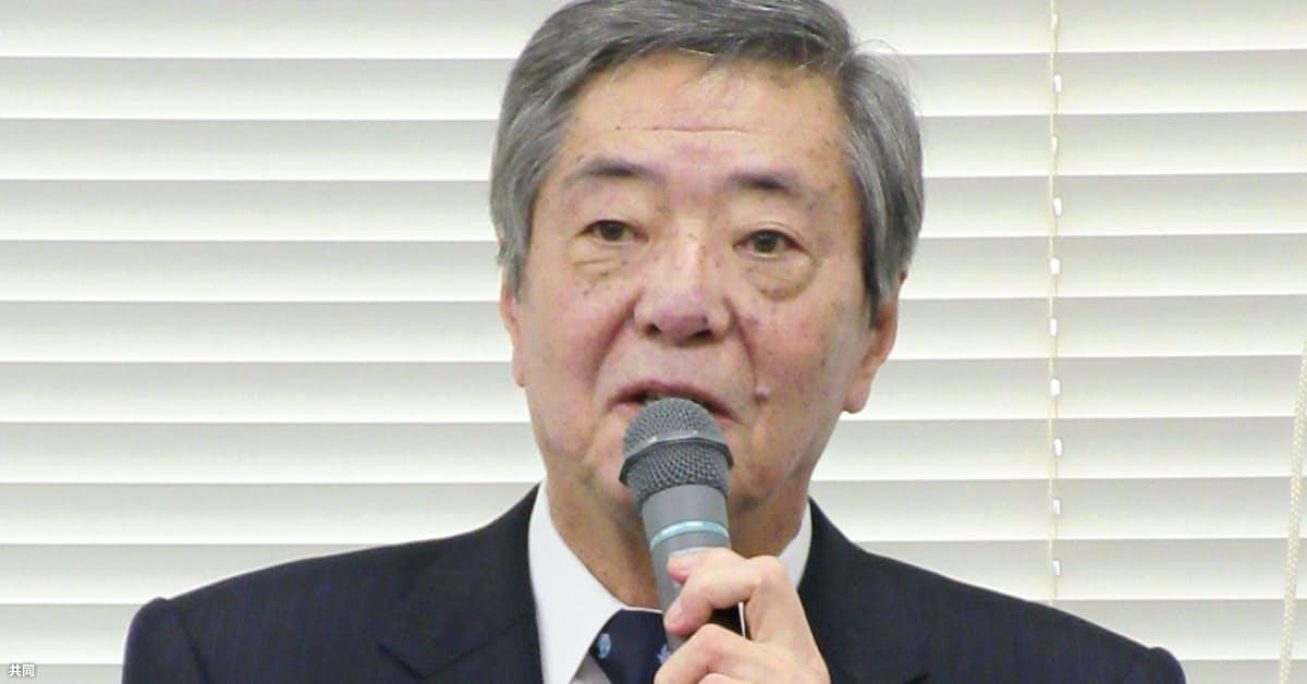 自民・竹下氏、食道がんを公表、入院へ 派閥会長は続投: 日本経済新聞