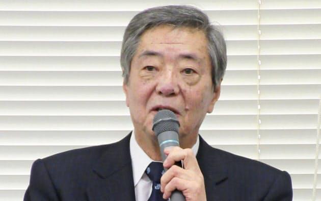 自民・竹下氏、食道がんを公表、入院へ 派閥会長は続投 (写真=共同 ...