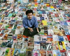 アマゾンに乗り込んだ西野伸一郎氏。NTTからアマゾンに移り、現在は富士山マガジンサービス社長