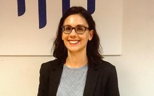 仏国際関係研究所(IFRI)のセリーヌ・パジョン研究員。日本政治などが専門