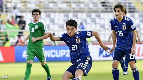 サッカー日本代表、アジア杯白星発進
