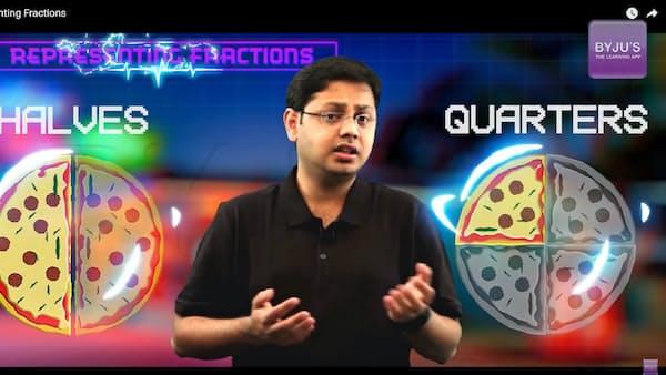 印ユニコーン「バイジューズ」、動画で教育格差に挑む