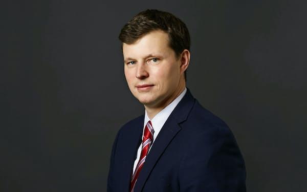 米ユーラシア・グループのジョシュア・ウォーカー戦略事業部長