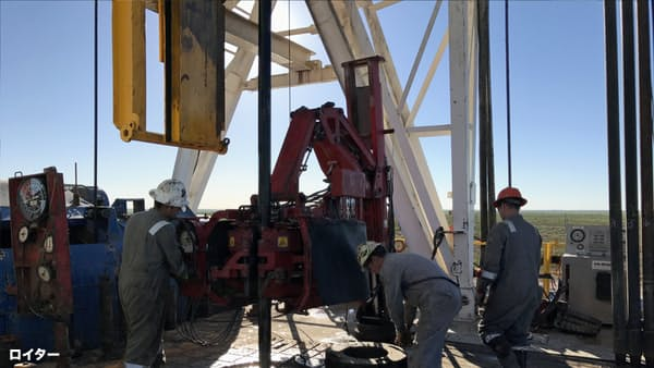 エネルギー地政学一変 米原油生産45年ぶり首位