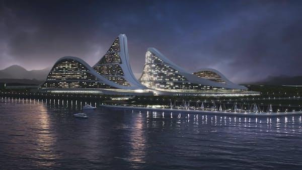 香港メルコ、大阪IRに1兆円を投資 同社で世界最大規模の施設に