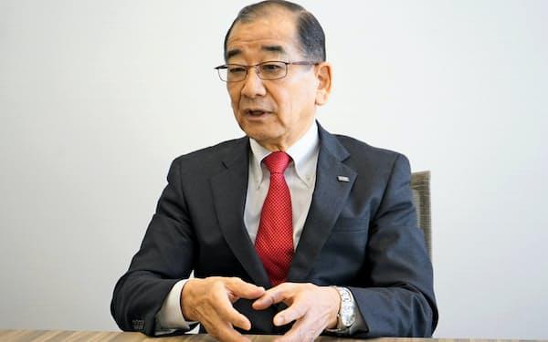 吉松民雄社長は「最近のコスト上昇は一過性ではなく、人手不足に伴う構造的なものだ」と話す。