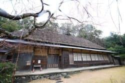 徳島県で最も古い三木家住宅は国の重要文化財だ