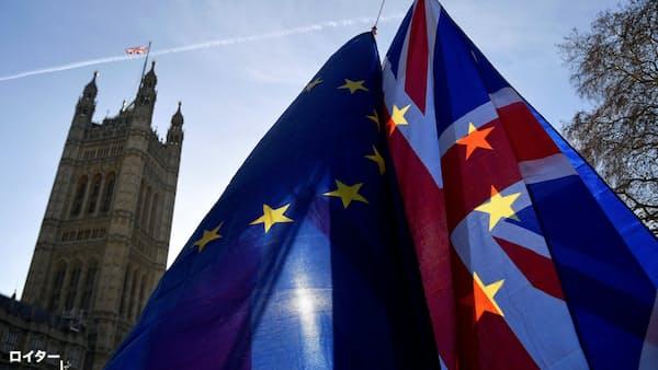EU離脱案否決 市場関係者の見方