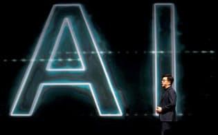 人工知能(AI)は乳がんの診断技術の向上でも期待が高まる=ロイター