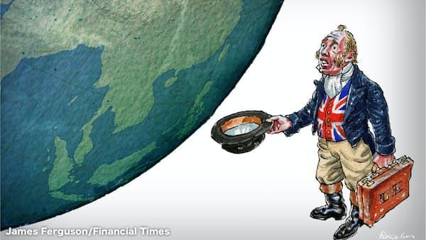 英離脱派が貿易協定で抱く幻想