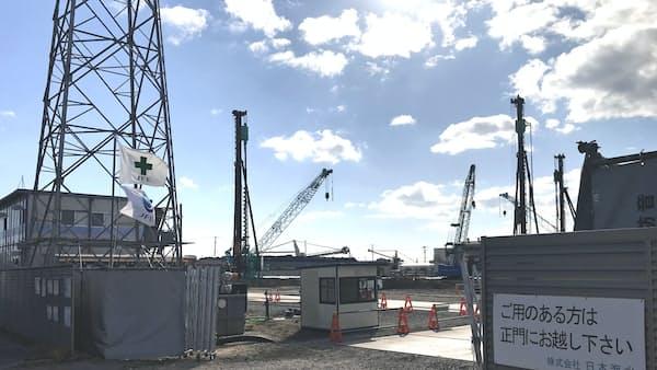 エア・ウォーター、いわき市でバイオマス発電 21年稼働