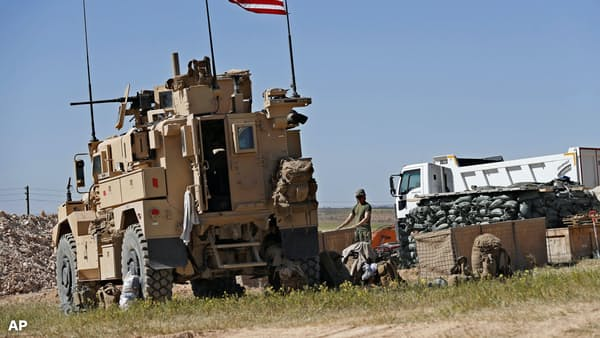米議会「シリア撤収見直しを」 米兵死亡事件で