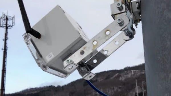 Momo、自治体向け積雪センサー 職員の巡回負担軽減