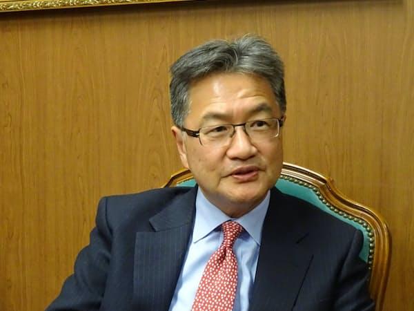 ジョセフ・ユン前米北朝鮮担当特別代表