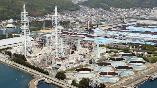 関電、海南火力を廃止へ 競争力にらみ脱石油