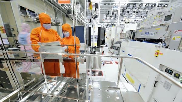韓国半導体輸出、12月9%減 2年3カ月ぶりマイナス
