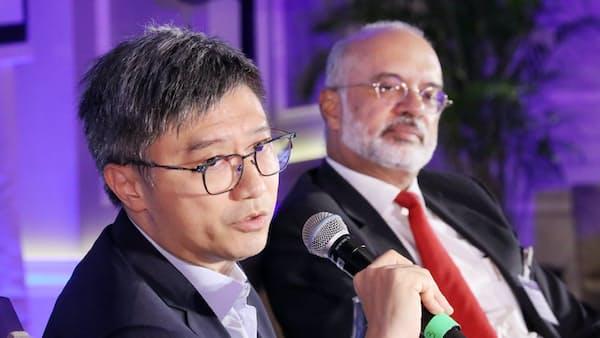 アジアの技術革新、急拡大 日経フォーラム