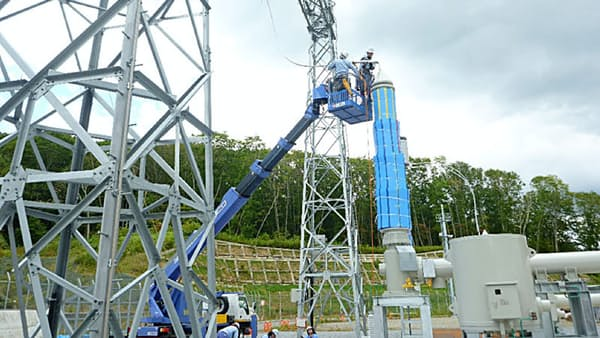 北海道と本州結ぶ送電線、進む再増強議論