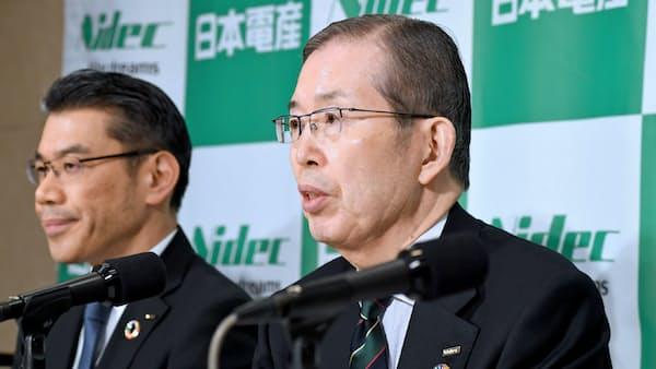 「尋常ではない変化が起きた」 日本電産の永守会長