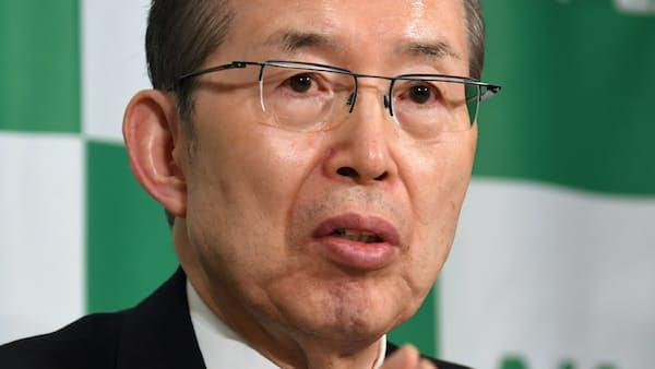 日本電産・永守会長「尋常でない変化」