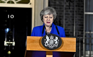 メイ英首相はEU離脱問題に専念する(ロイター)