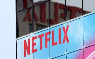 ネットフリックスの米国内での契約数は、テレビを持つ世帯の半数に及ぶ=ロイター