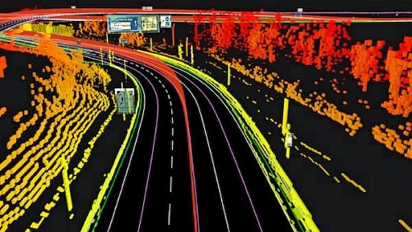 自動運転地図で日欧連合 「鮮度」でグーグル対抗