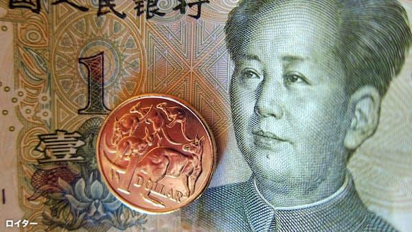 中国経済減速で豪ドルは下落するのか