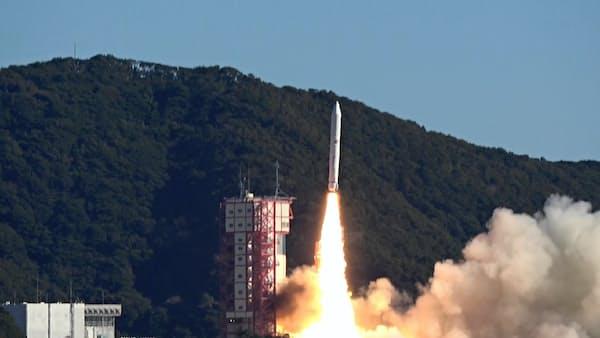 イプシロン成功 小型ロケット、課題はコストと頻度