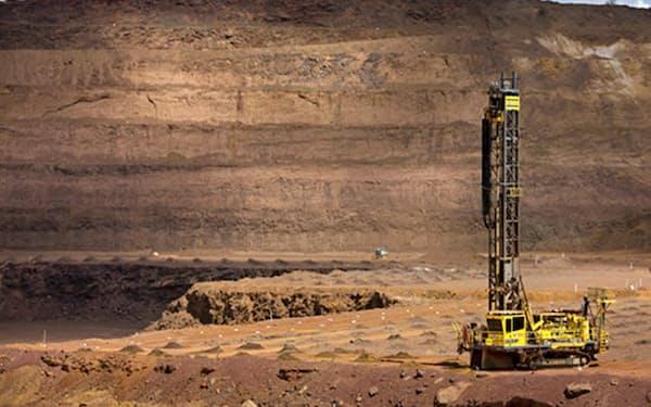 リオ・ティントは鉄鉱石鉱山への投資を強化している(同社提供)