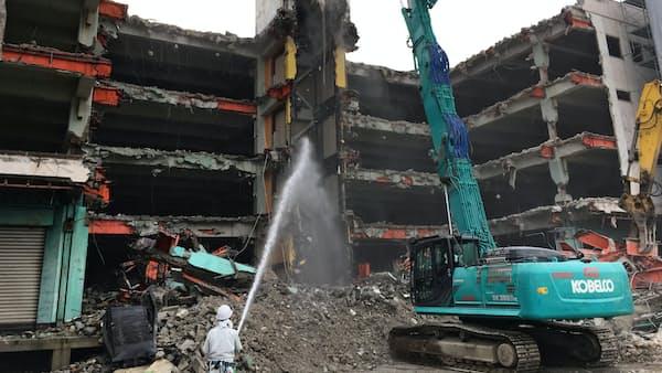五輪前 首都圏に商機あり イボキン、解体撤去の営業強化