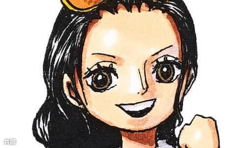 人気漫画「ワンピース」に登場する考古学者ニコ・ロビン((C)尾田栄一郎/集英社)=共同