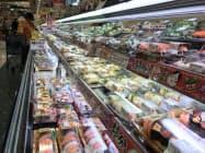 総菜の供給力を強化し、中食需要を取り込む(高松市、マルナカ栗林南店)