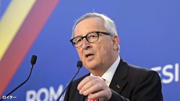 EU、英離脱延期の容認論広がる