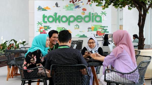 インドネシア・トコペディア データ駆使で地盤固め