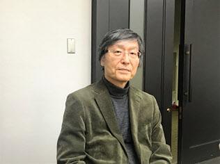 小峰隆夫・大正大教授(17日、東京・豊島)