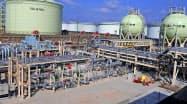 ガスは東電から調達する(千葉県にある東電の都市ガス製造設備)