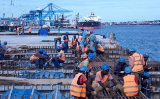 モンバサ港が「借金のカタ」にとられる可能性を内陸諸国も懸念