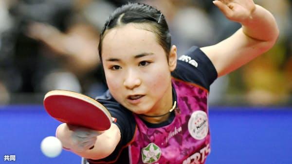 打倒中国へ 卓球・伊藤を成長させた苦い経験