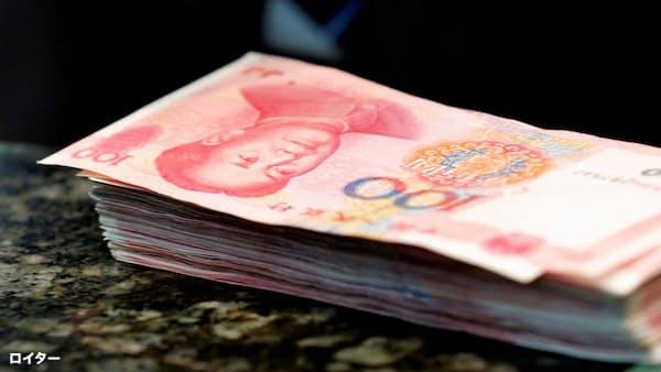 中国経済減速 民間企業、資金繰り苦戦