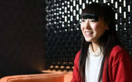 上川さんは日本一仮想通貨に詳しい女子高生になることが目標だ