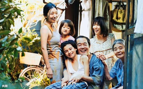映画「万引き家族」より((C)2018 フジテレビジョン ギャガ AOI Pro.)=共同