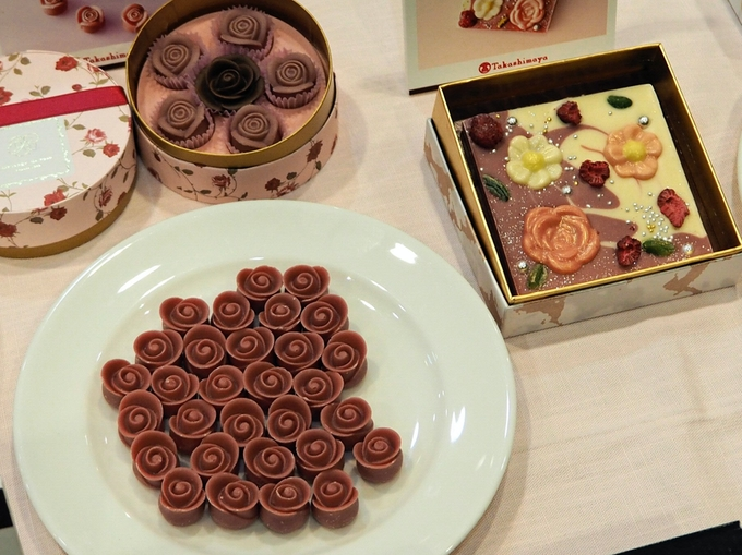 チョコレート 高島屋