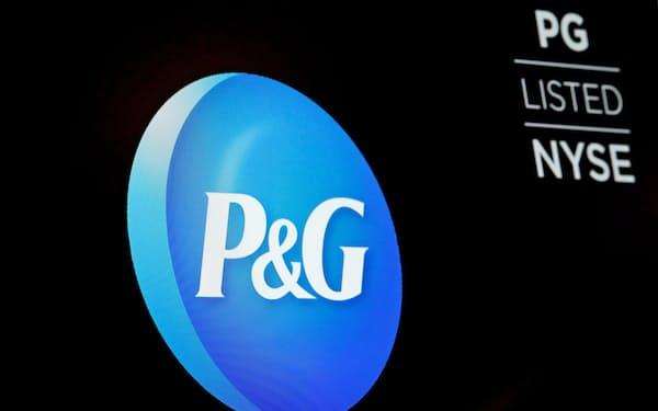 P&Gはヘルスケア事業が伸びている=ロイター