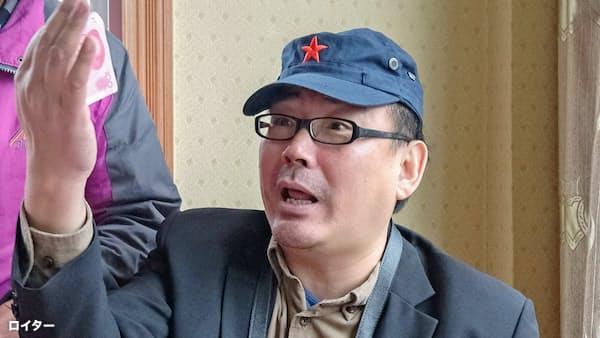 元中国外務省職員の豪州国籍男性、中国で拘束