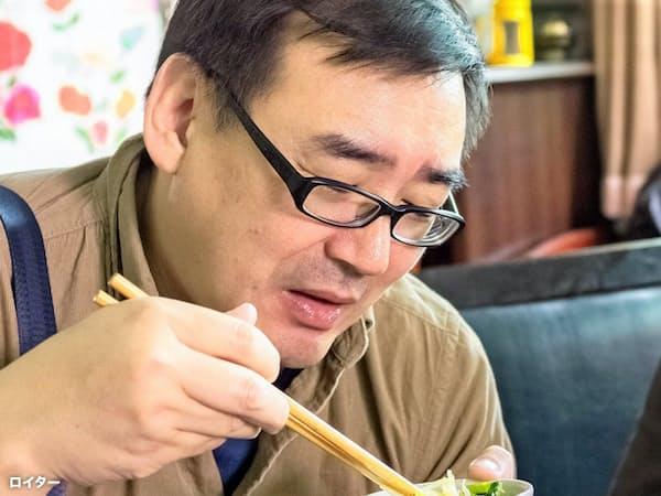 中国で拘束された楊恒均氏(2014年)=ロイター