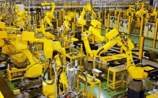 産業用ロボットとIoTとの連係も本格的な生き残り競争が始まっている