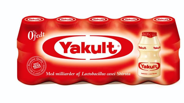ヤクルト、デンマークに進出 2年ぶり営業地域拡大