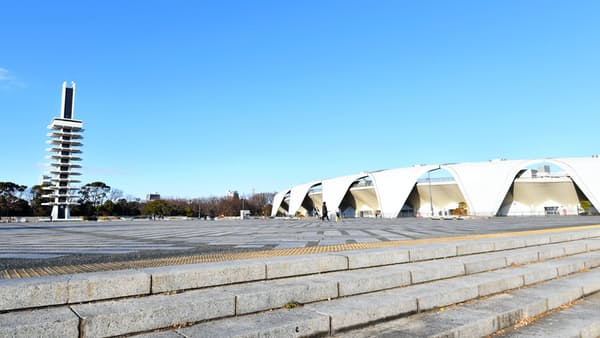 駒沢オリンピック公園(東京・世田谷) 幻の五輪会場
